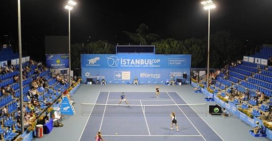 İstanbul Cup Tenis Turnuvası  Wifi Çalışması